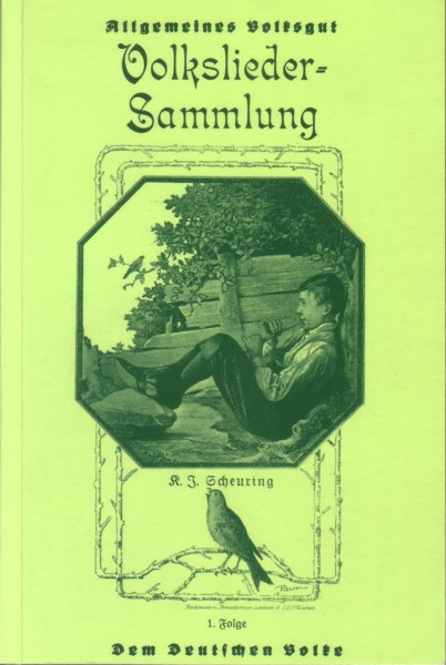 Scheuring, Volksliedersammlung