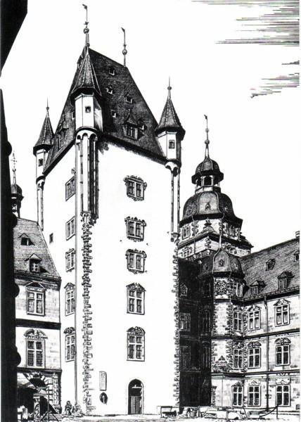 Erzgraber - Bergfried