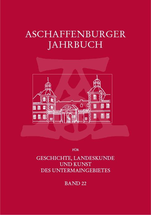 aschaffenburger jahrbuch band 22 2002 geschichts. Black Bedroom Furniture Sets. Home Design Ideas